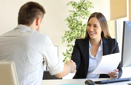 Mit den richtigen Interviewtechniken finden Sie die besten Kandidaten