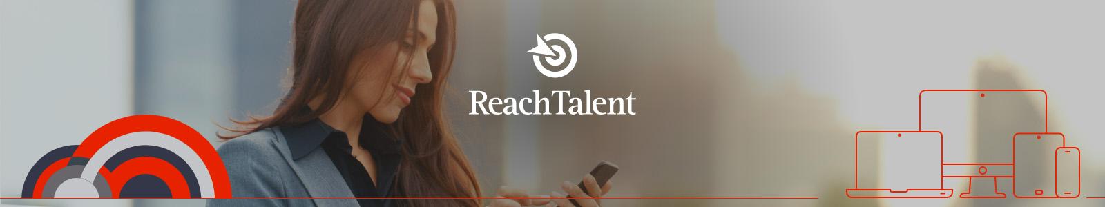 Reach Talent main banner